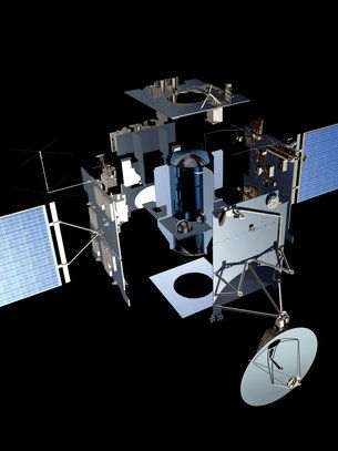 Rosetta overview / Space Science / Our Activities / ESA ...