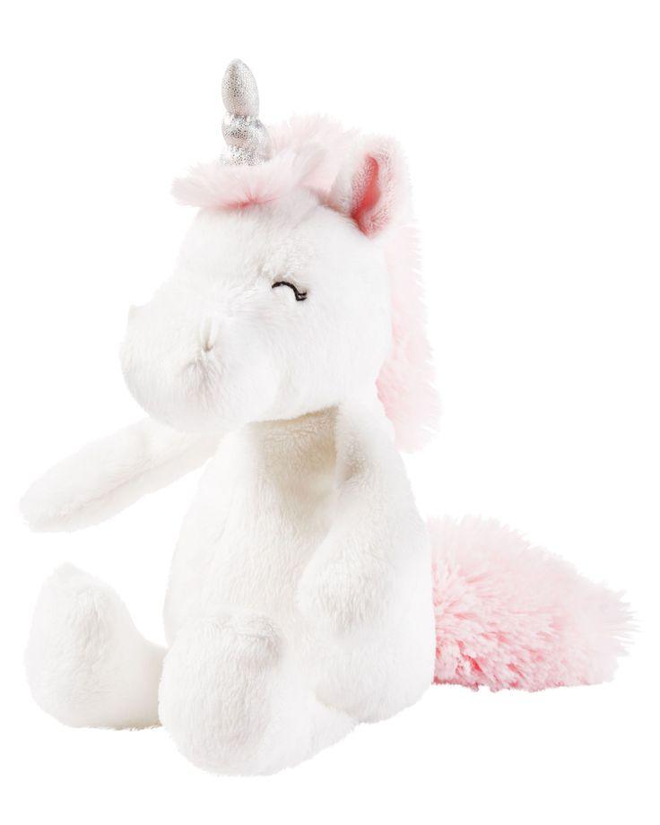 Baby Girl Unicorn Plush | Carters.com