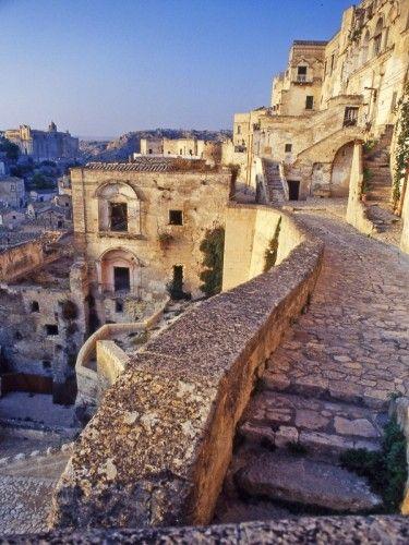 Matera - I sassi - Italy