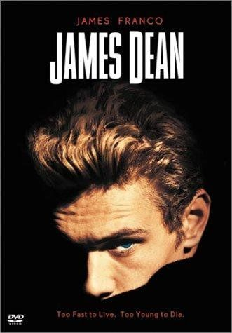 james dean - I could not watch all this movie.  I am a HUGE James Dean fan and the historical freaking inaccuracies in this movie made me turn channels from it a few times.  I did however catch the end and the super bad way it was depicted.  Awful