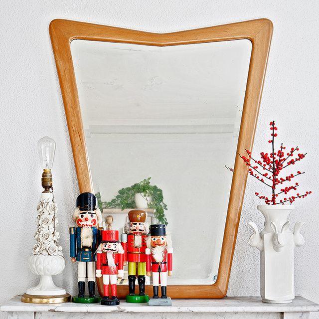 RETO AD Home Staging, Retro, Table, Mirrors, Furniture, Madrid, Vintage, Home Decor, Flats
