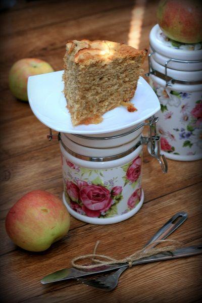 lus_del_abismo: Яблочный пирог со специями