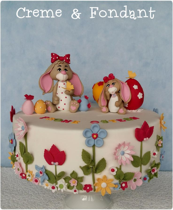 Easter Cake Decorating Challenge : 17+ images about Easter Cakes on Pinterest Cakes ...