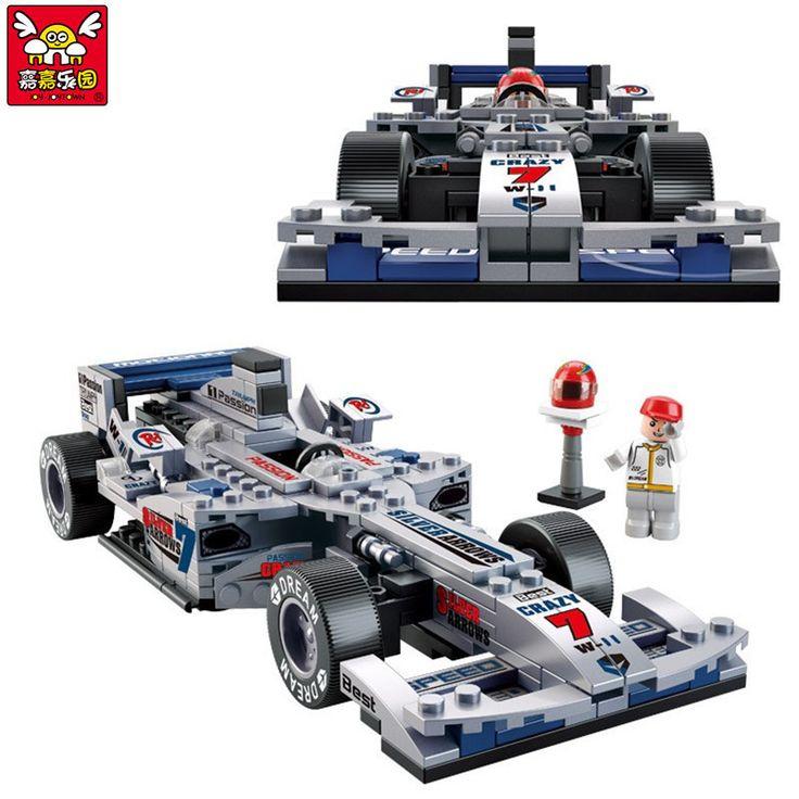 11.11 J653 F1 Racing Car Plastikowe Zestaw Building Block