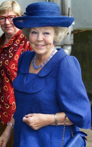 Princess Beatrix, June 28, 2014 | Royal Hats.... Posted on June 29, 2014 by HatQueen....Yesterday, Princess Beatrix of the Netherlands attended 200th anniversary celebrations of the of the Dutch Bible in Utrecht.