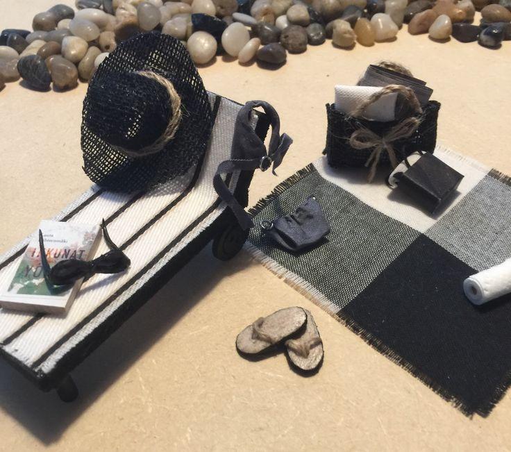 Miniature beach 🌞