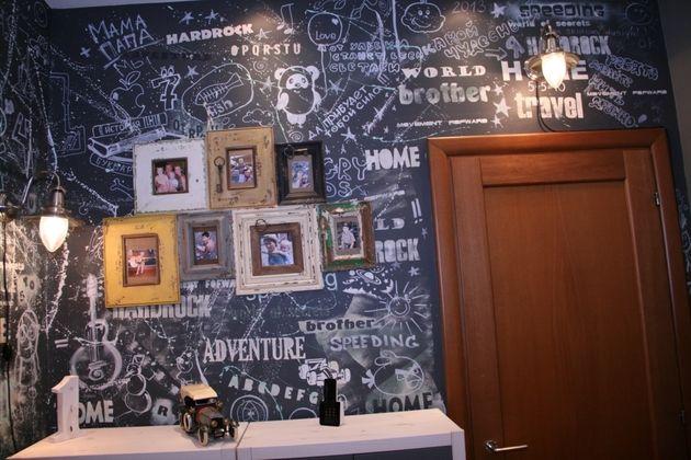 Loft Style Children's Room