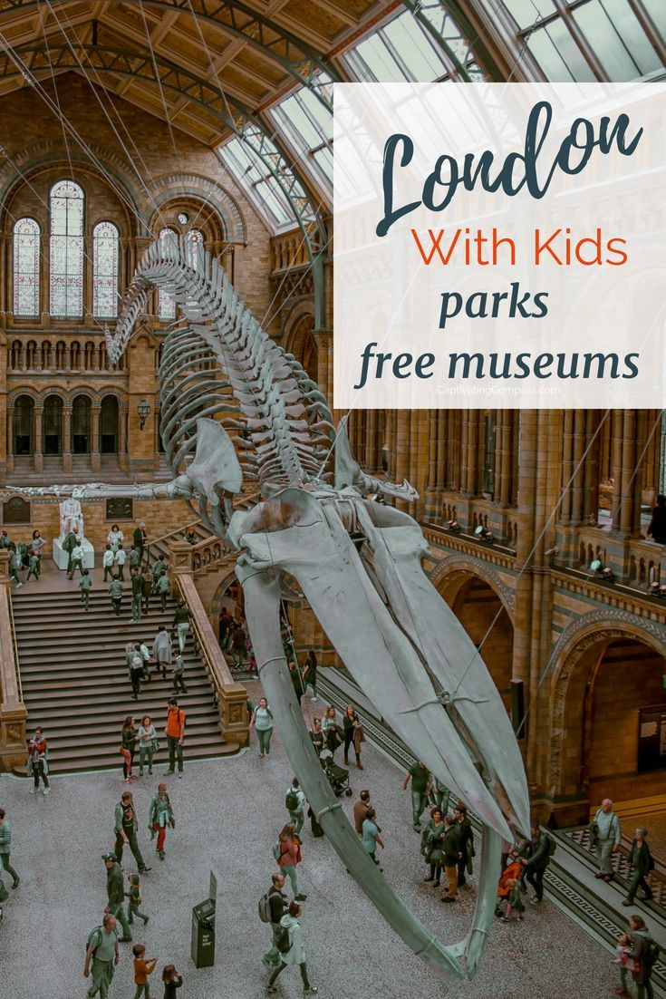 London With Kids Free Museums Parks Captivating Compass London With Kids London Activities Free Museums