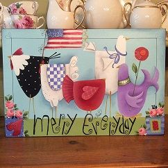 Northern Expressions Decorative Artists - UPCOMING CLASSES