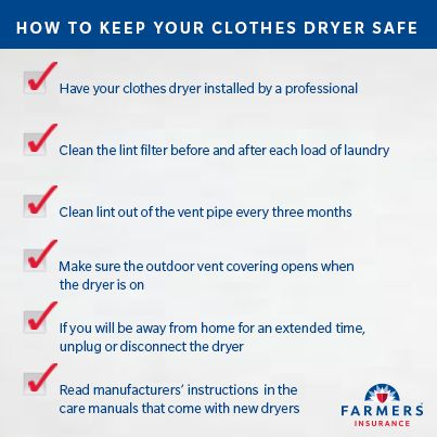 how to put out a dryer fire