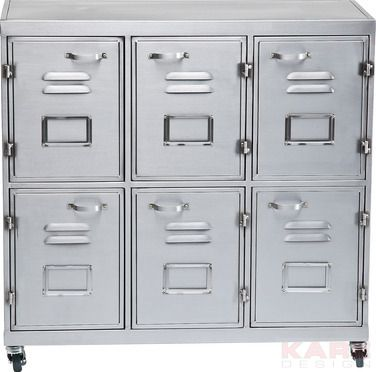 Commode Agency 6 portes