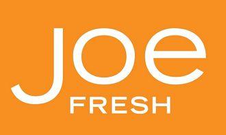 Win 1 of 10 Joe Fresh Gift Cards