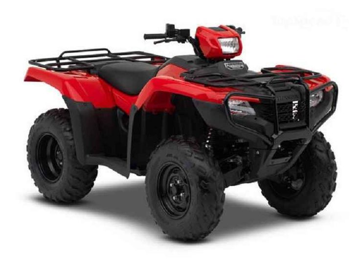 New 2016 Honda Fourtrax Foreman 4x4 Red (Trx500fm1) ATVs For Sale in Mississippi. 2016 Honda Fourtrax Foreman 4x4 Red (Trx500fm1), The Honda FourTrax Foreman has long been the workhorse of the ATV world, the machine smart riders look to when big jobs or big adventures call. Strong, rugged, famously reliable and able to do it all, the Foreman is the boss of both ranch and trail.