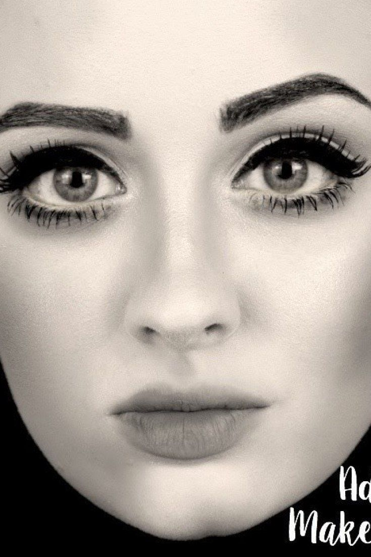 Youtube Makeup Tutorials Popular: Adele Makeup Transformation: Watch YouTube Vlogger Becca