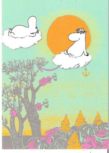 Moomintroll and the Snork Maiden