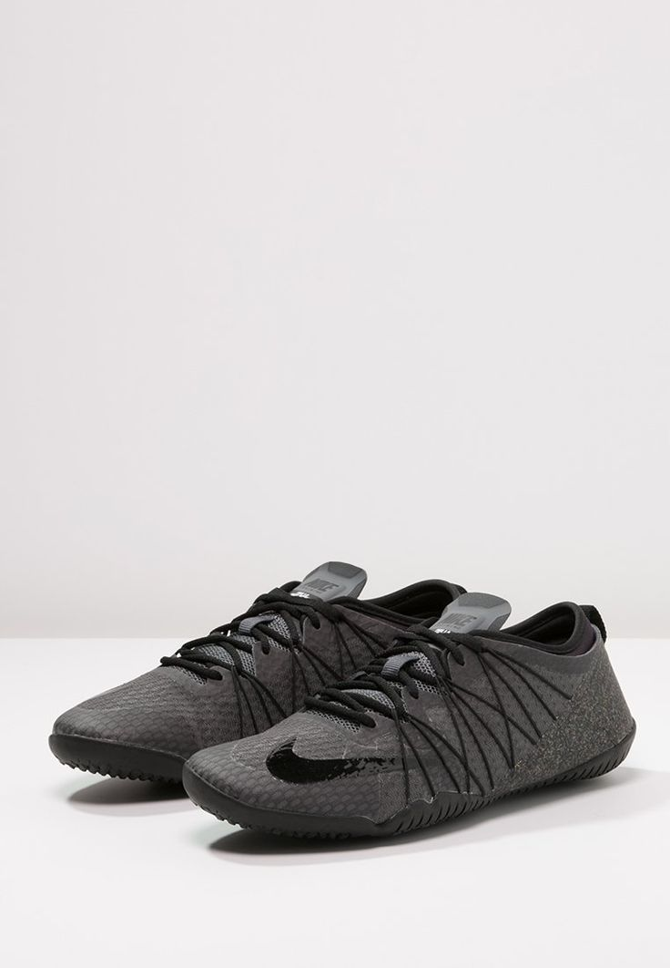 Nike Performance FREE 1.0 CROSS BIONIC 2 - Sports shoes - dark grey/black  for