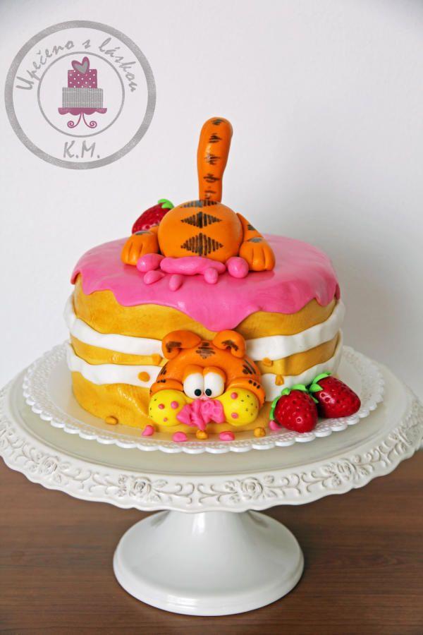 Hungry Garfield :-)