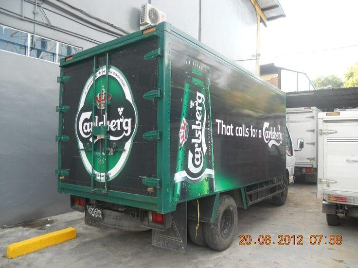 Branding Mobil Batam