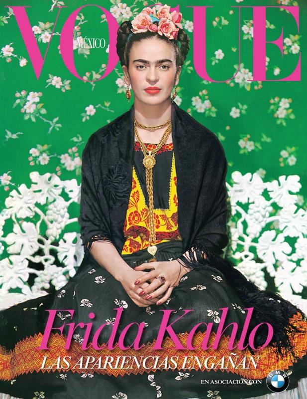 ¡Un ejemplar para coleccionistas! En la edición especial de Frida Kahlo, desvelamos las claves del enigma de la artista mexicana con motivo de la exposición 'Las apariencias engañan: Los vestidos de Frida Kahlo'. www.vogue.mx