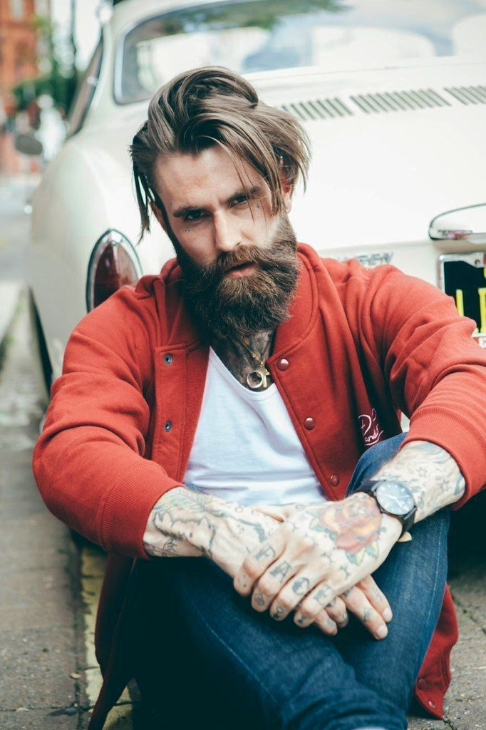 50 Tremendous Facial Hairstyle For Men To Try This Year