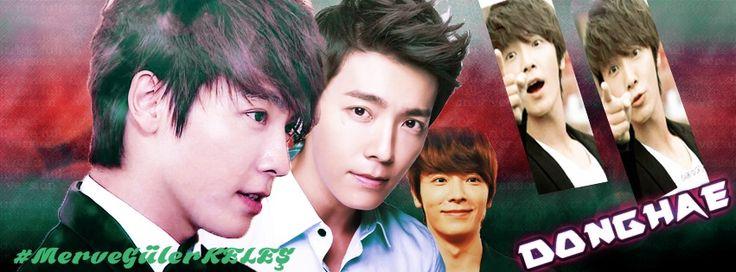 #Donghae #Super_Junior By: #MerveGülerKELEŞ
