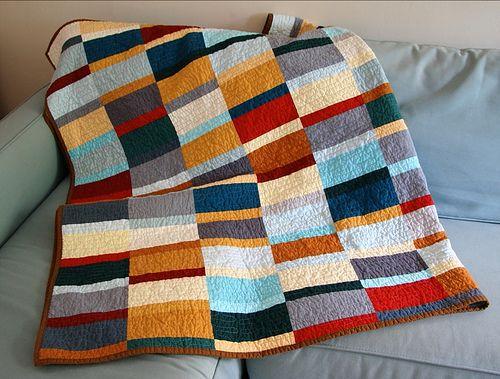 love the colors and patternPlain Spoken, Quilt Design, Hillary Lang, House Quilt, Colors Schemes, Modern Quilt, Colors Quilt, Boys Quilt, Quilt Pattern