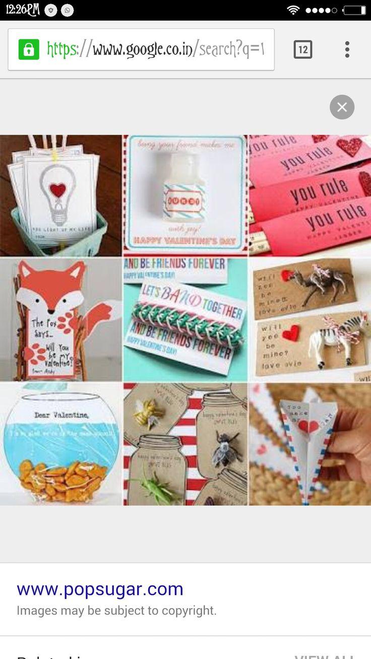 Printable Valentine, Valentine Day Cards, Valentine Ideas, Valentine Gifts, Diy  Valentine's Day, Craft Ideas, Valentine Ecards, Valentines Day Treats, Diy  ...