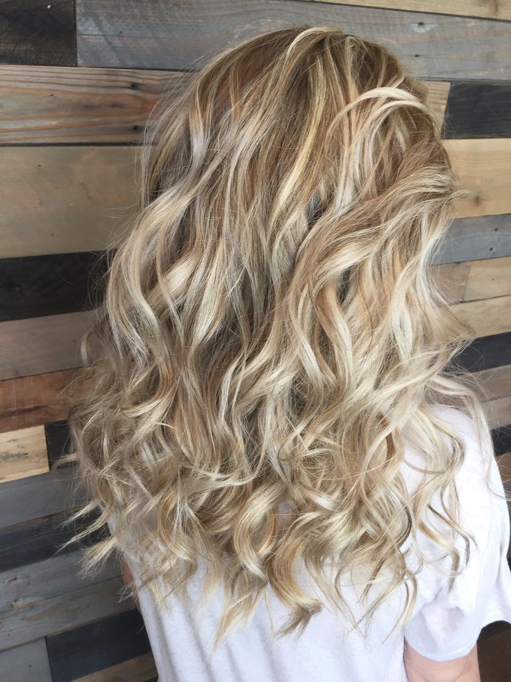 Dimensional Blonde Highlights And Lowlights Hairbychauntel