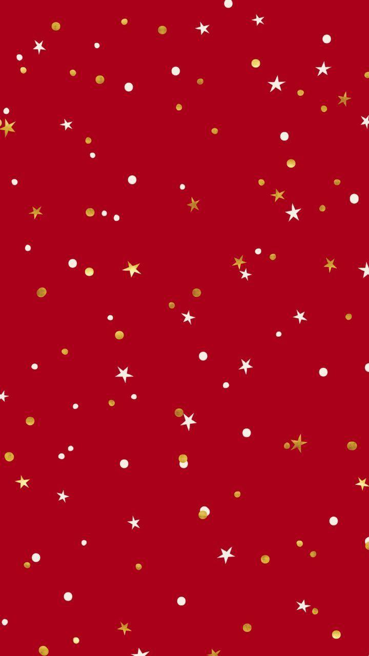 Sfondi Natalizi Iohone 6.Wallpaper By Artist Unknown Red Xmas Wallpaper Iphone