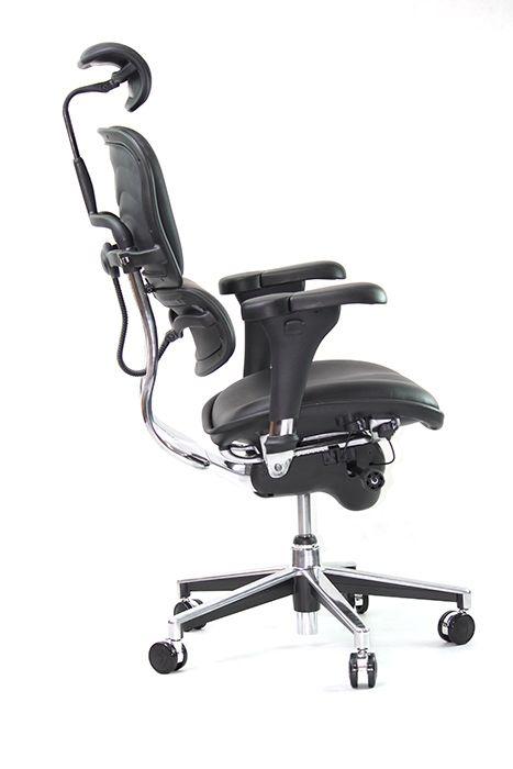 Fotel biurowy Ergomax Ergohuman - skóra (3)