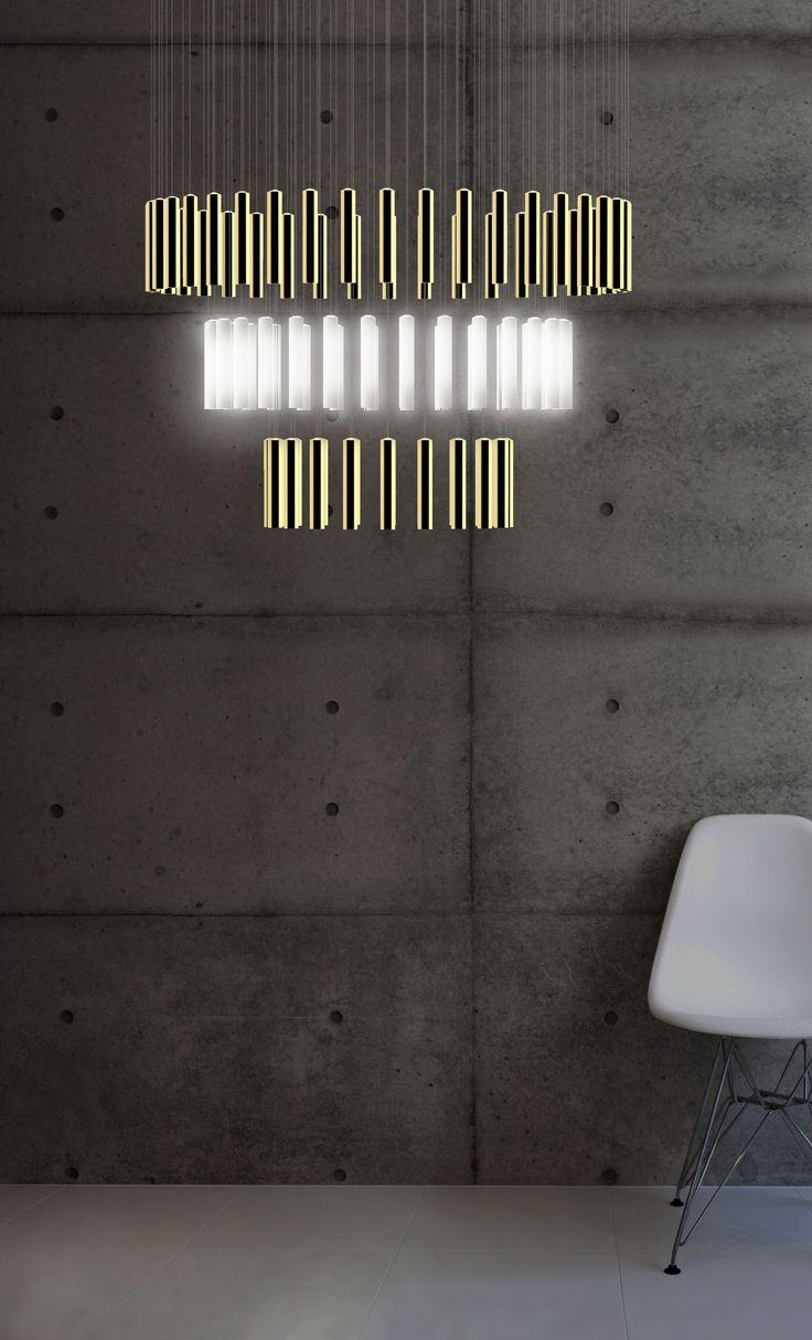 RAINY DAY Подвесной светильник by Beau & Bien дизайн Sylvie Maréchal