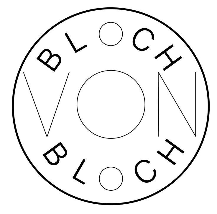 vonBloch Design. Logo