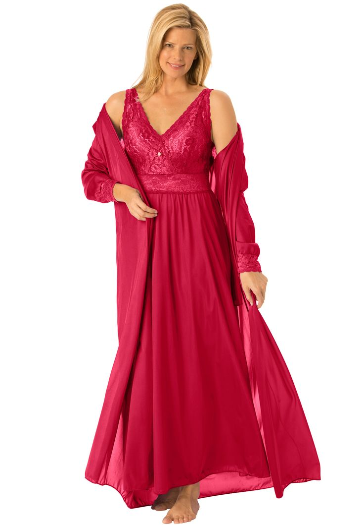 Find great deals on eBay for PLUS SIZE GOWN AND ROBE SET. Shop with confidence.