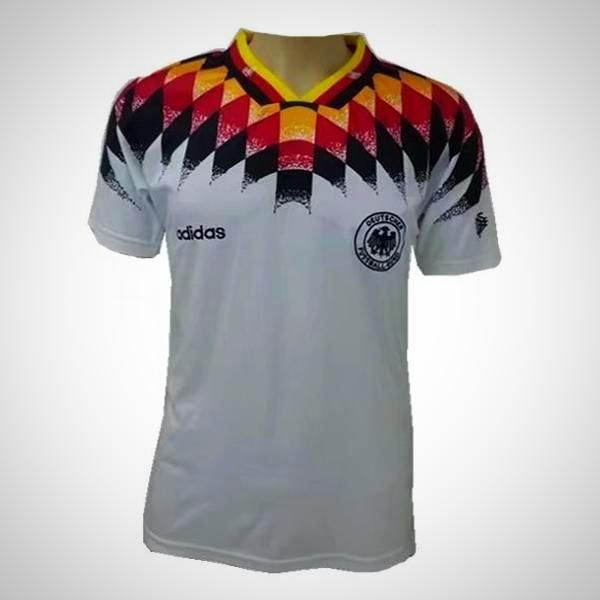 Germany 1994 Home Fussball Retro Soccer Jersey Football Shirt Bnwt Fifa Soccer Alemanha
