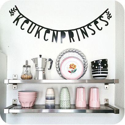 Keukenprinses
