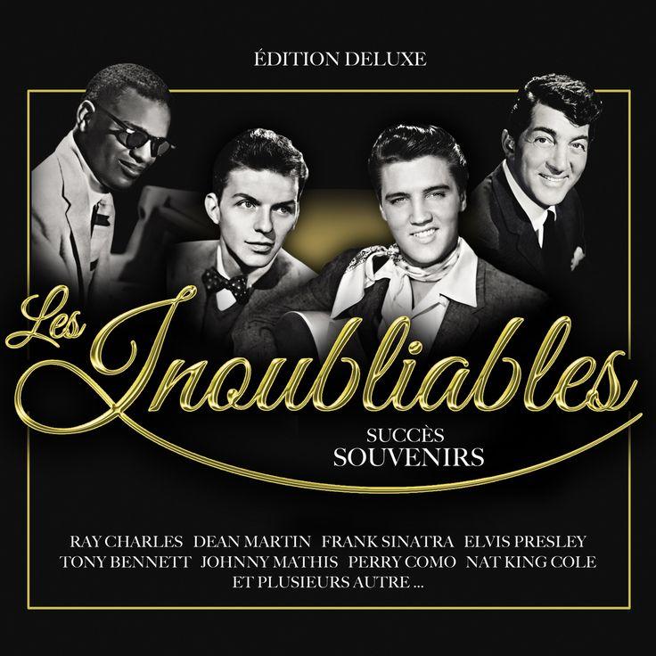 Les inoubliables - Nombre de titres : 15 titres -   Référence : 00059851  #CD #Musique #Cadeau #Vacance #Chalet