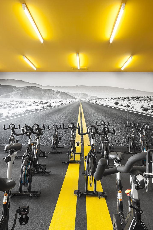 Kalorias Club Montijo - Picture gallery #architecture #interiordesign #sport…
