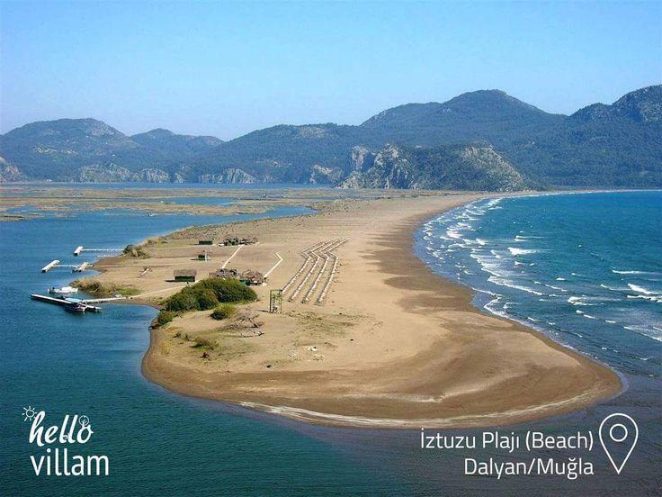 ❤ İztuzu Plajı (Beach) ❤  #beach #plaj #sea #deniz #holiday #tatil #summer #yaztatili #nature #doğa #kumsal #landspace #manzara #dağ #mountain #picoftheday #photoftheday #iztuzu #dalyan #muğla