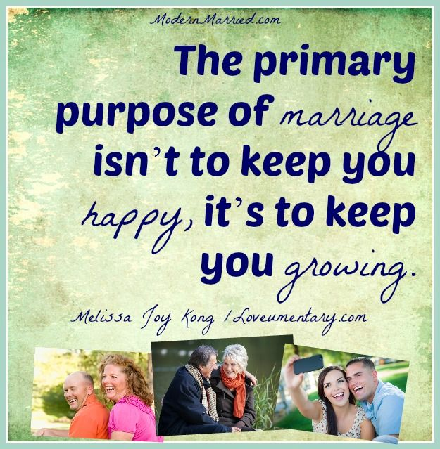 Love is not all you need in a marriage