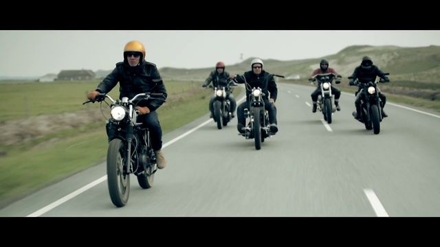 Five friends, five self-built motorcycles and a mission to accomplish in Klitmøller, Denmark. A true story about friendship and freedom, and where it is to be found.