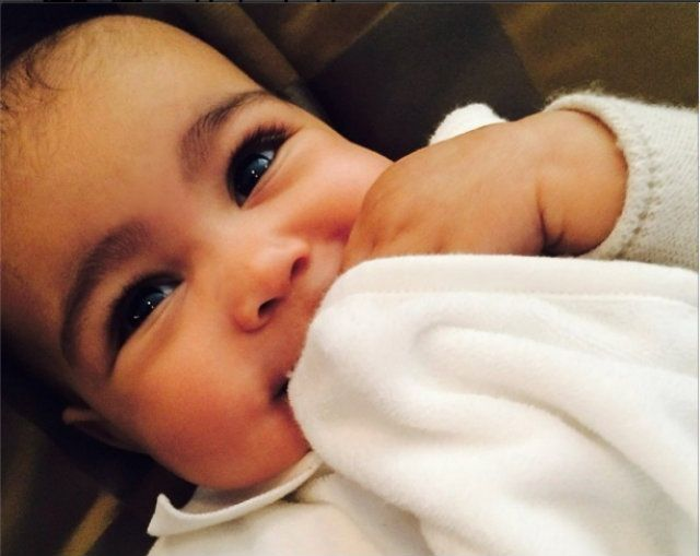 North West has a great new car (yes, North West is still a baby).  Click here to read the story!