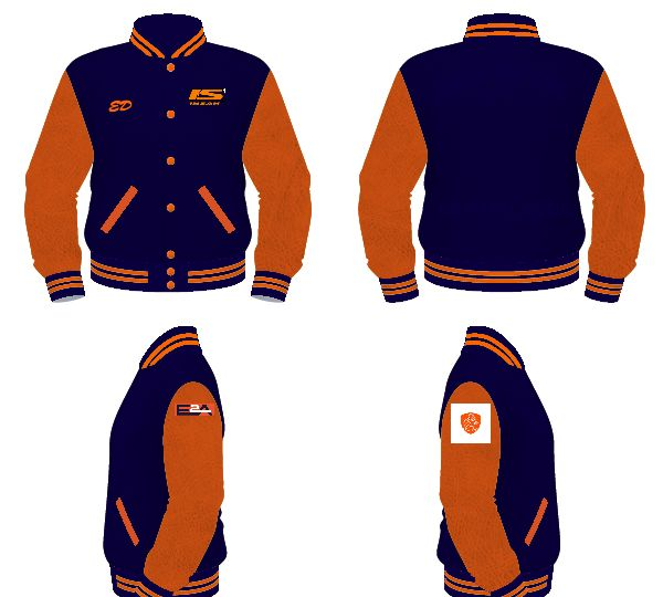 18 Best Handmade-to-Order Varsity Jackets Images On