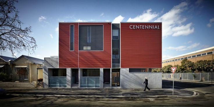 Centennial   Neil Architecture