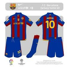 barcelona football kit - Google Search