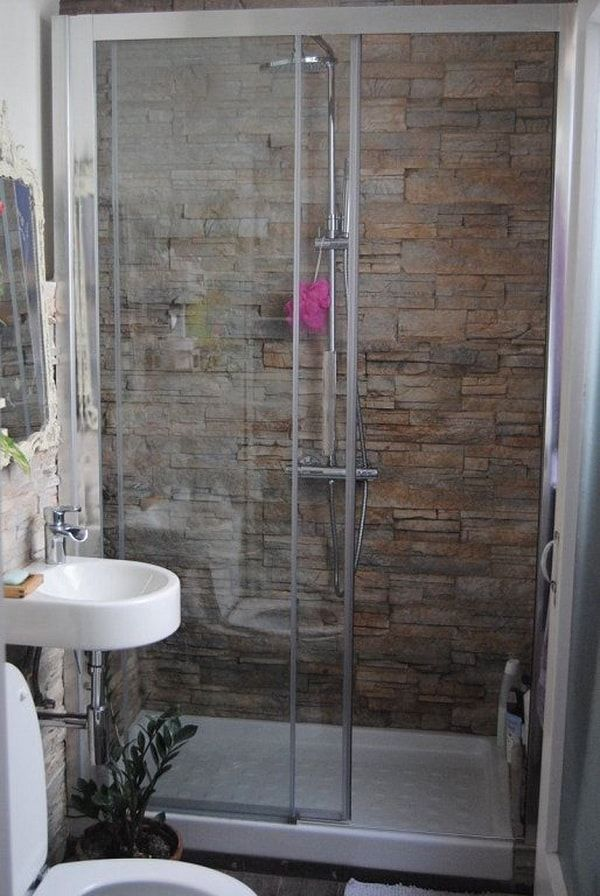 499 best ba os images on pinterest toilet bathroom and - Ideas para banos modernos ...