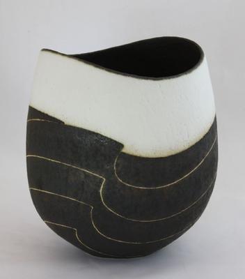 John Ward | Dripped rim and wave design