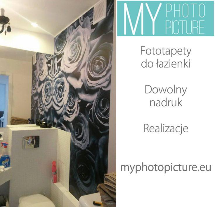 Umieszczenie #fototapety #w #łazience to oryginalny pomysł na urozmaicenie #wnętrza!