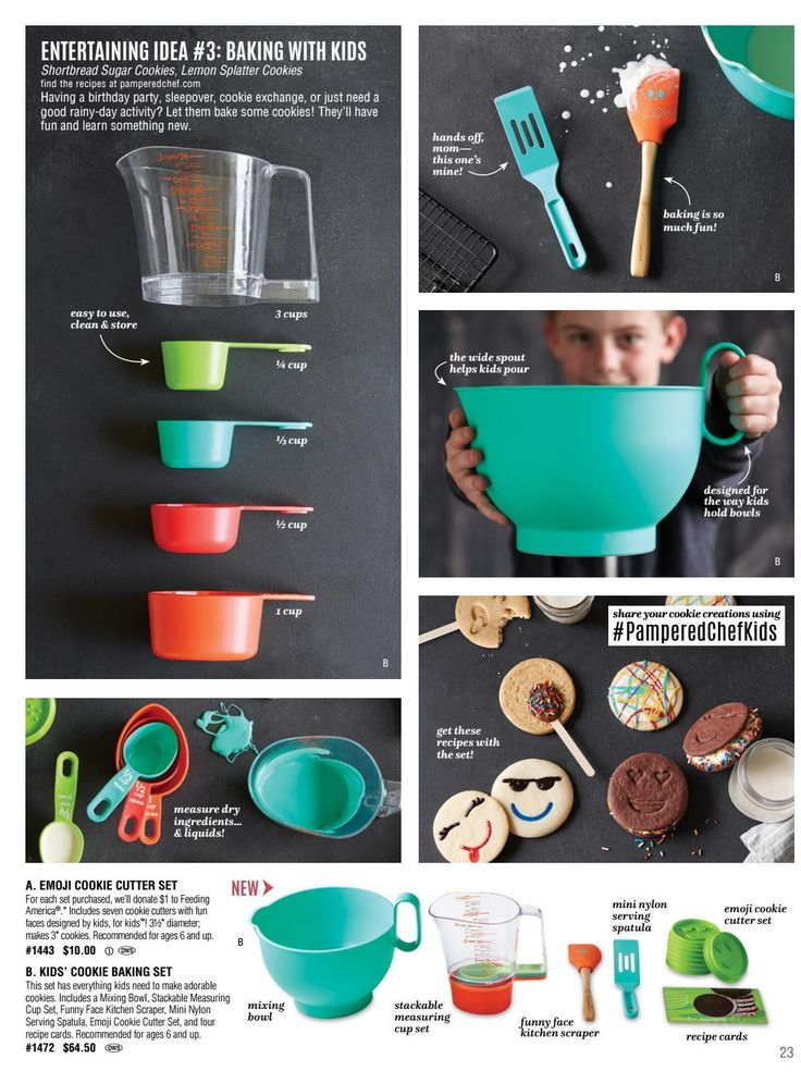 Fall/Winter 2016 Catalog by Pampered Chef - issuu