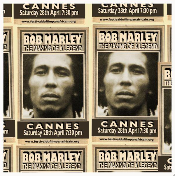 BOB MARLEY FILM FRENCH PREMIERE CANNES. Festival International du Film Panafricain 2012. Sat 28 April 7:30 PM. http://www.festivaldufilmpanafricain.org/