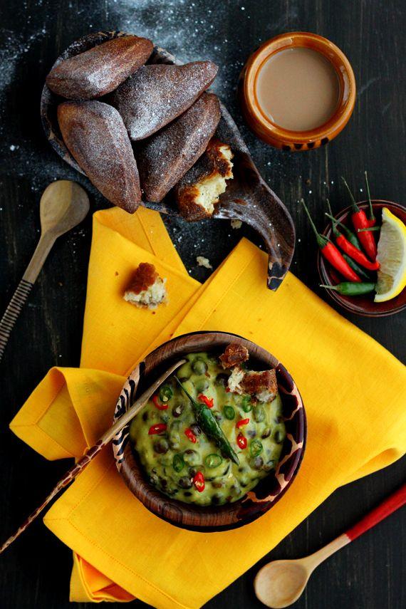 Swahili Breakfast: Mandazi and Barazi/Mahamri and Mbaazi za Naazi   K.O Rasoi